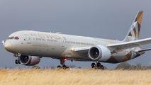 A6-BMB - Etihad Airways Boeing 787-10 Dreamliner aircraft
