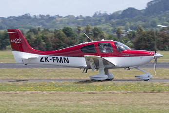 ZK-FMN - Private Cirrus SR22