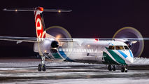 SP-EQE - LOT - Polish Airlines de Havilland Canada DHC-8-400Q / Bombardier Q400 aircraft