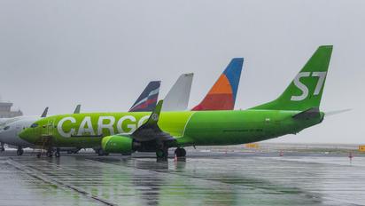 VP-BEN - S7 Airlines Boeing 737-8AS