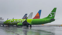 VP-BEN - S7 Airlines Boeing 737-8AS aircraft
