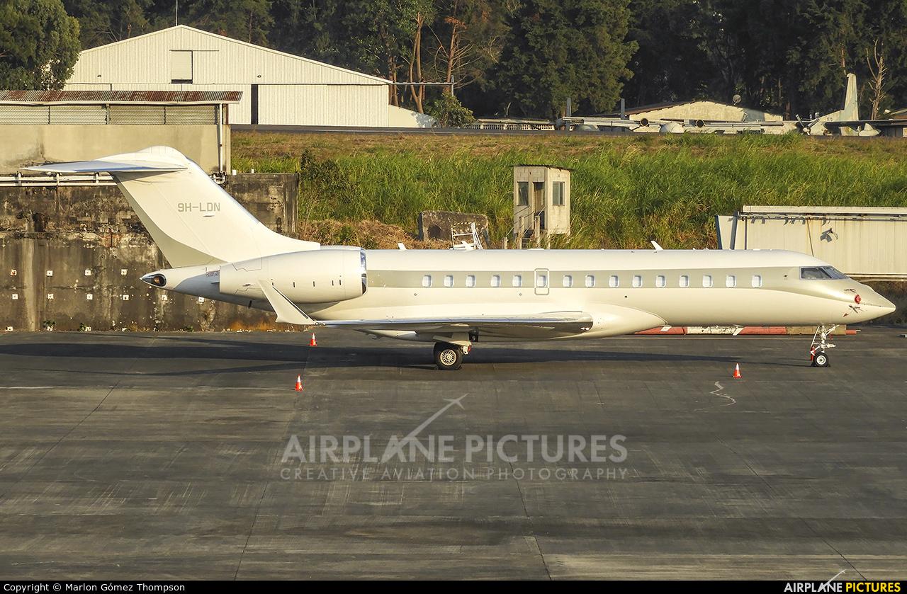 TAG Aviation 9H-LDN aircraft at Guatemala - La Aurora
