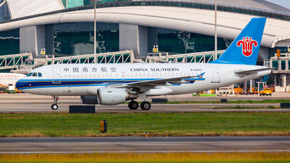 B-6203 - China Southern Airlines Airbus A319