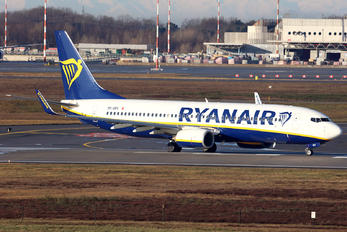 9H-QBV - Ryanair (Malta Air) Boeing 737-8AS