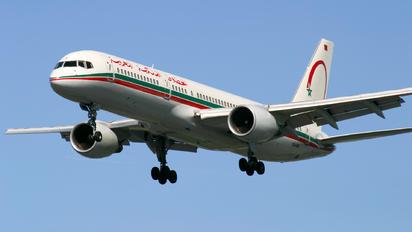 CN-RMT - Royal Air Maroc Boeing 757-200