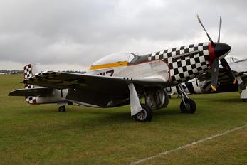 G-TFSI - Anglia Aircraft Restorations Ltd North American TF-51D Mustang