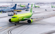 VP-BWM - S7 Airlines Airbus A320 NEO aircraft