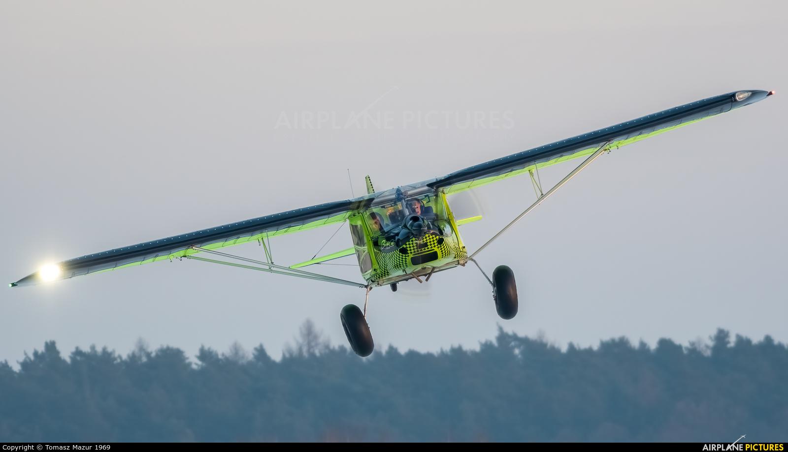 Private SP-SMOW aircraft at Rybnik - Gotartowice