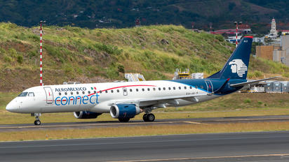XA-ALZ - Aeromexico Connect Embraer ERJ-190 (190-100)