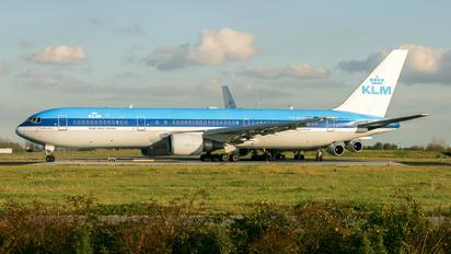 PH-BZC - KLM Boeing 767-300ER