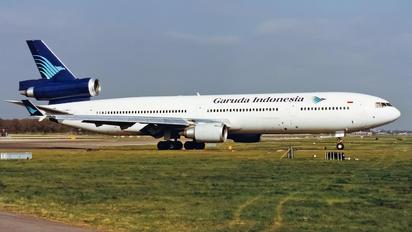 EI-CDK - Garuda Indonesia McDonnell Douglas MD-11
