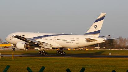 4X-ECC - El Al Israel Airlines Boeing 777-200ER