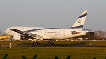 4X-ECC - El Al Israel Airlines Boeing 777-200ER aircraft