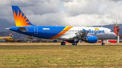 RP-C3262 - Allegiant Air Airbus A320