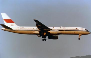 B-2803 - CAAC Boeing 757-200