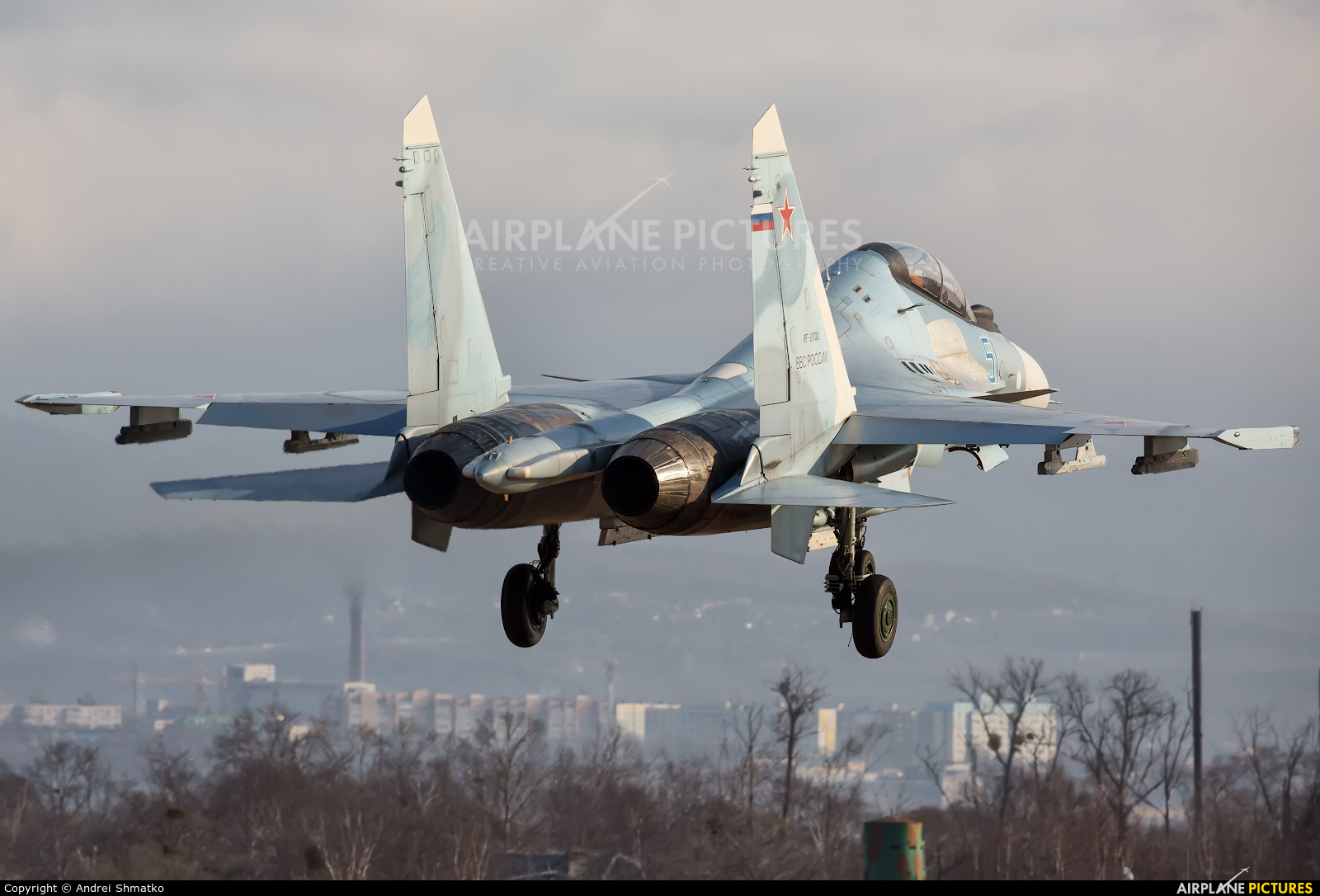 Russia - Air Force RF-81700 aircraft at Undisclosed Location