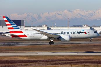 N816AA - American Airlines Boeing 787-8 Dreamliner