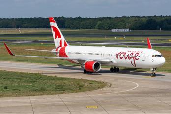 C-GHLU - Air Canada Rouge Boeing 767-300ER