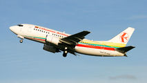 LY-AZX - Lithuanian Airlines Boeing 737-500 aircraft