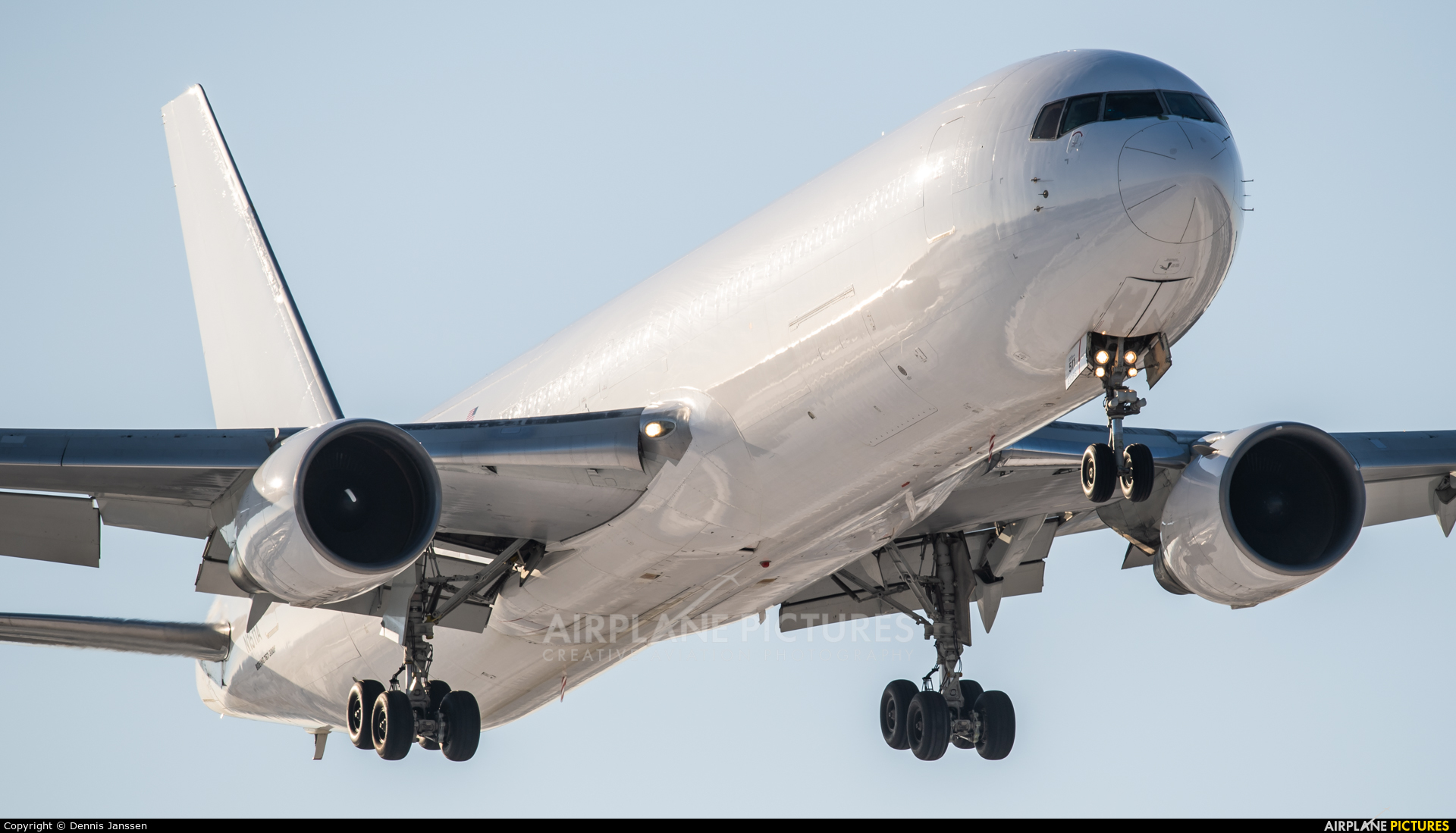 Atlas Air N1511A aircraft at Amsterdam - Schiphol