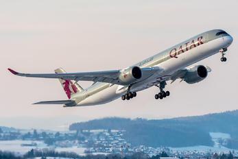 A7-ANQ - Qatar Airways Airbus A350-1000