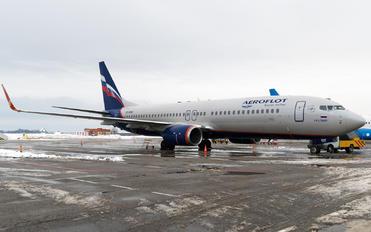VQ-BHW - Aeroflot Boeing 737-800