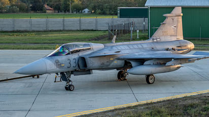 33 - Hungary - Air Force SAAB JAS 39C Gripen