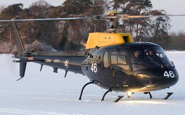 ZJ246 - Royal Air Force Aerospatiale AS350 Squirrel HT.1 & 2
