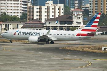 N303RG - American Airlines Boeing 737-8 MAX