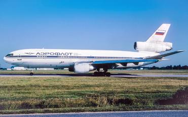 N524MD - Aeroflot Cargo McDonnell Douglas DC-10-30F