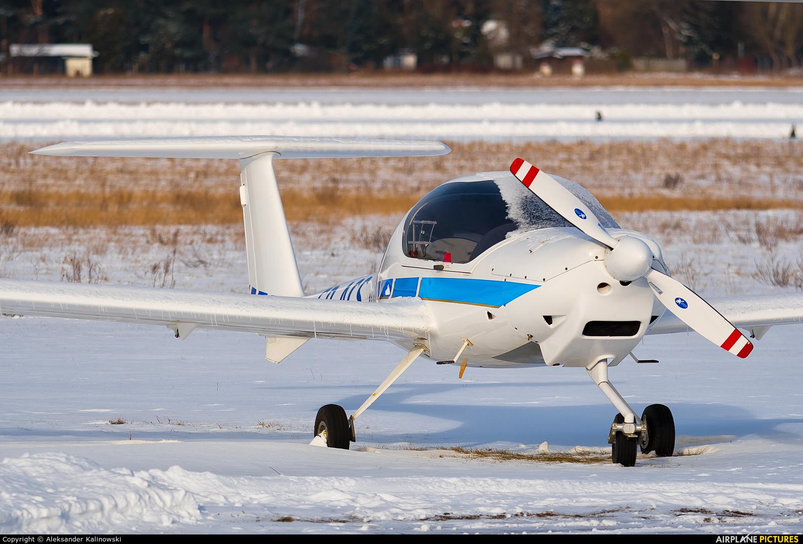 Private SP-ACS aircraft at Warsaw - Babice