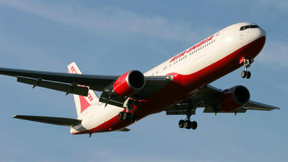 G-CDPT - Air India Boeing 767-300ER