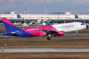 HA-L PW - Wizz Air Airbus A320