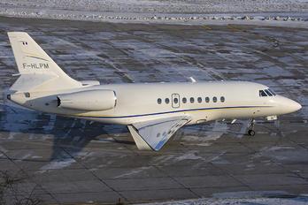 F-HLPM - Michelin Air Services Dassault Falcon 2000 DX, EX