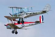 G-AEBJ - The Shuttleworth Collection Blackburn B2 aircraft