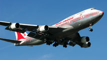 VT-ESN - Air India Boeing 747-400 aircraft