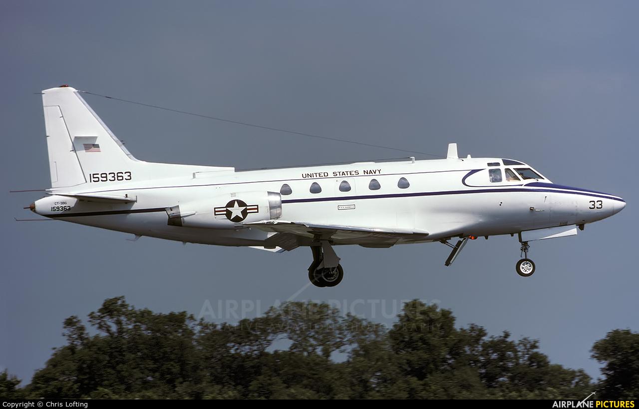 USA - Navy 159363 aircraft at Northolt