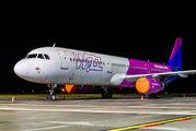 HA-LXV - Wizz Air Airbus A321 aircraft