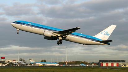 PH-BZD - KLM Boeing 767-300ER