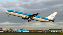 PH-BZD - KLM Boeing 767-300ER aircraft