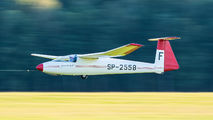 SP-2558 - Aeroclub ROW PZL SZD-30 Pirat aircraft