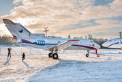 Czech Yak-40 joins exhibition of Kunovice Aviation Museum title=