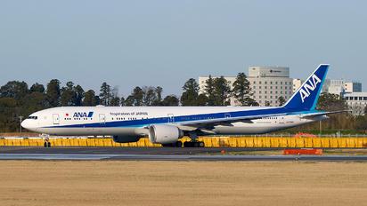 JA794A - ANA - All Nippon Airways Boeing 777-300ER