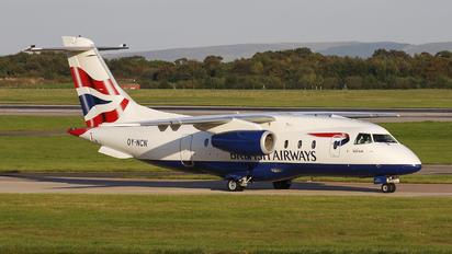 OY-NCN - British Airways - Sun Air Dornier Do.328JET
