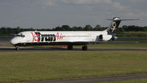 YR-MDS - Jet Tran Air McDonnell Douglas MD-81 aircraft