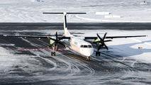 LN-WDG - Widerøe de Havilland Canada DHC-8-400Q / Bombardier Q400 aircraft