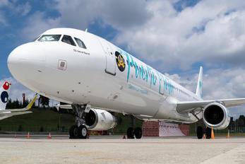 9H-AMD - Sky Cana Airbus A321