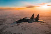 RF-34012 - Russia - Navy Sukhoi Su-30SM aircraft