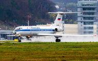 RA-65995 - Roscosmos Tupolev Tu-134A aircraft