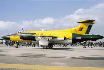XW988 - Royal Air Force Blackburn Buccaneer S.2B